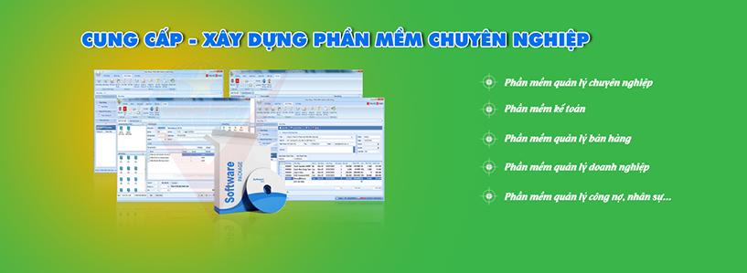 Cung cấp và phát triển phần mềm quản lý doanh nghiệp, phần mềm bán hàng chuyên nghiệp