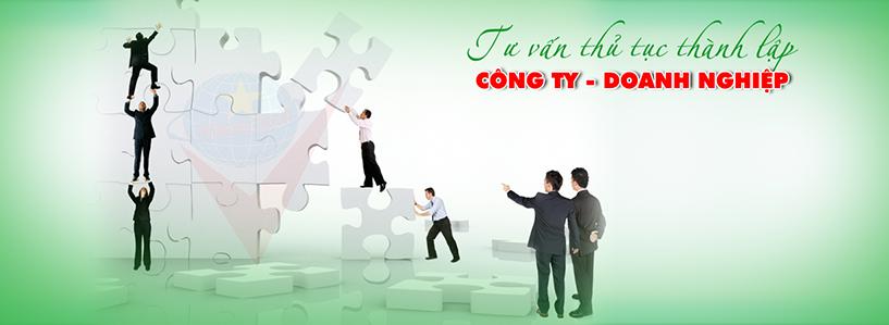 Tư vấn thủ tục thành lập doanh nghiệp, công ty cổ phần