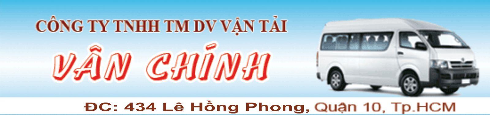 CÔNG TY TNHH TM DV VẬN TẢI VÂN CHÍNH