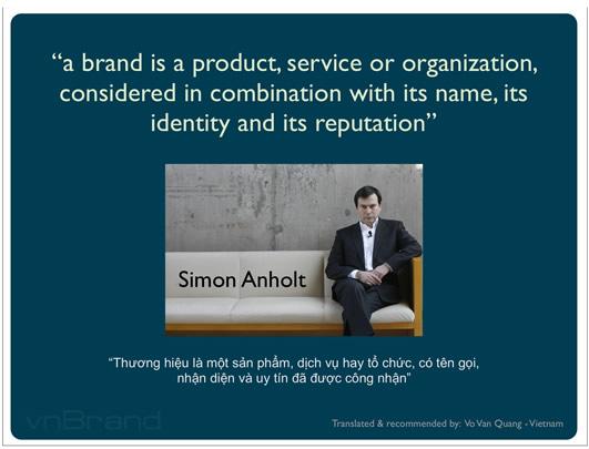 Brand - Thương hiệu là gì?